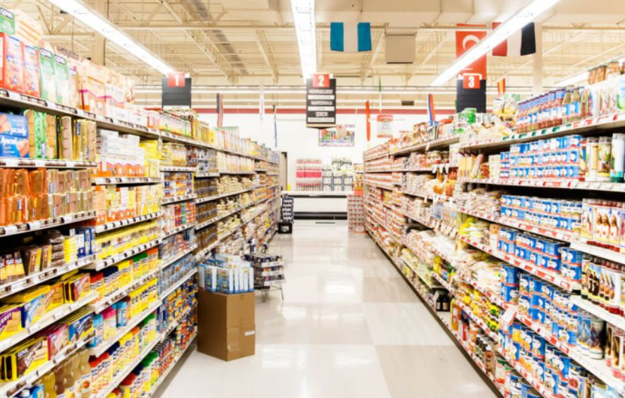 ve sinh sieu thi5 - Vệ sinh siêu thị