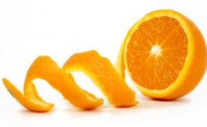 mẹo dùng cam khử mùi hôi