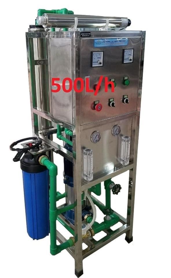 binh loc nuoc1 - Máy lọc nước 500L