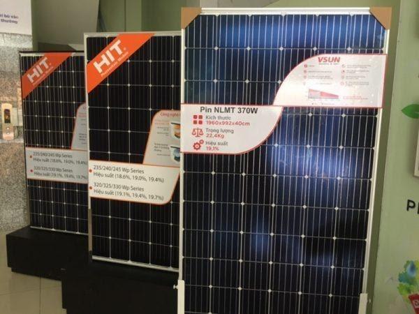 Pin nang luong mat troi loai nao tot - Pin năng lượng mặt trời loại nào tốt