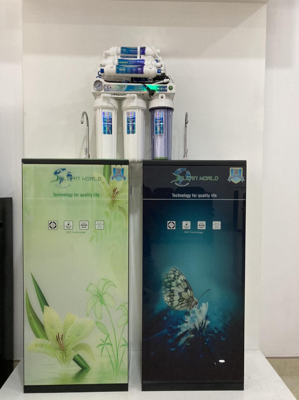 may loc nuoc ro clean world2 - Máy lọc nước RO Clean World