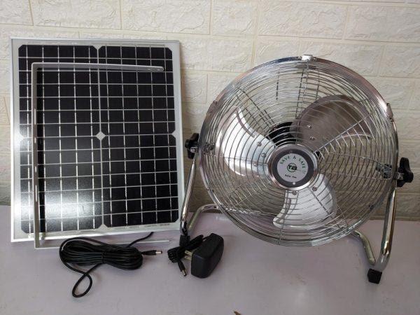 quat nang luong mat troi gia bao nhieu - Quạt năng lượng mặt trời giá bao nhiêu?